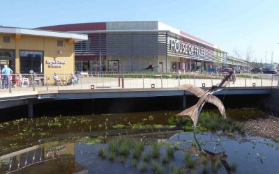 Flitwick Town Council Trip to Rushden Lakes Shopping Centre