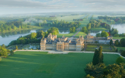 Blenheim Palace and Flower Show excursion