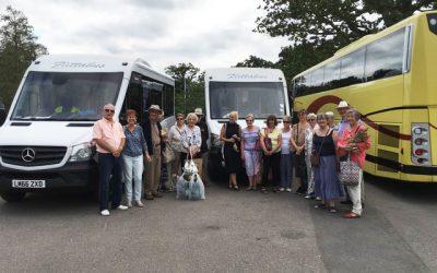 Successful Flittabus excursion to RHS Wisley